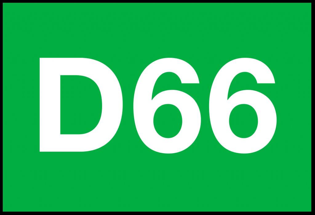 D66 Webshop